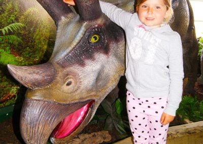 Amazing Life Size Dinosaurs