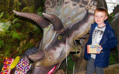 The Dinosaurs 7th Birthday Half Term Celebrations