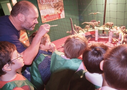 Private Dinosaur Birthday Parties!