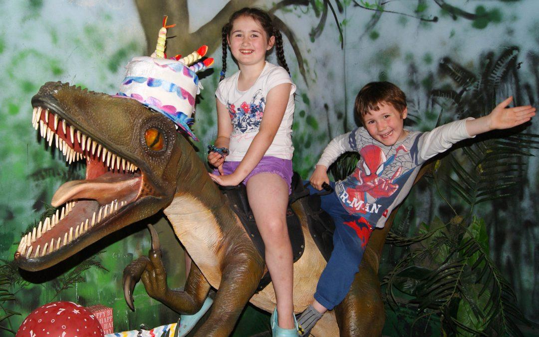 Dinosaur Birthday Half Term Celebration