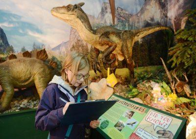 Dinosaur Explorer Quiz