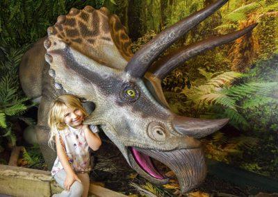 Full Size Dinosaurs